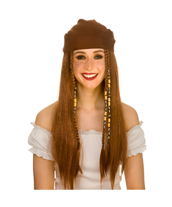 Pirate Wig & Bandana