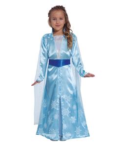 Ice Princess Costume Kids