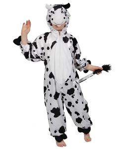 Kids Cow Jumpsuit