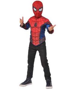 Spiderman homecoming costume kids