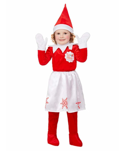 The Elf on the Shelf Toddler Costume - Girls