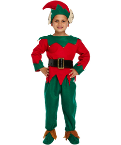 Tween Elf Costume
