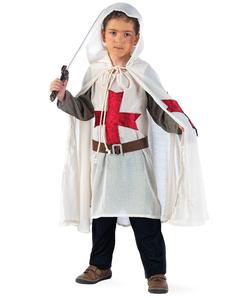 Medieval Crusader Costume - Kids