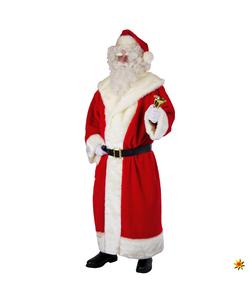 Deluxe Santa Claus Suit
