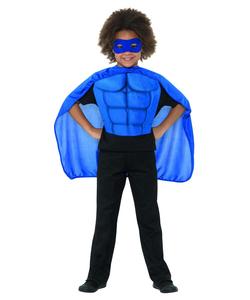 Kids Superhero Kit, Blue