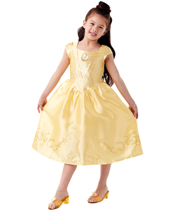 Disney Belle Classic Costume With Jelly Shoes - Kids