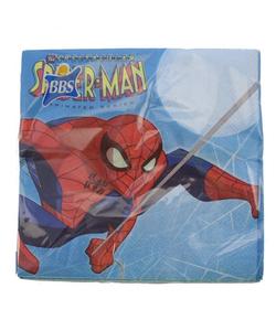 Spider-Man Napkins - 20 Pack