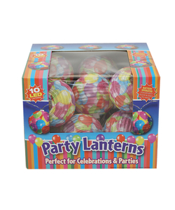 LED Balloon Party Lantern