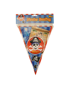 Pirate Flag Bunting - 10m