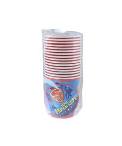 Super Hero Paper Cups - 16 Pack