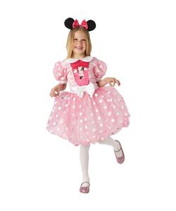 Glitz Pink Minnie Costume - Kids