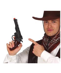 Black Cowboy Gun Kit
