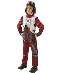 Star Wars Deluxe Poe X-Wing Fighter Costume - Kids