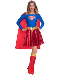 Supergirl Costume - Adult