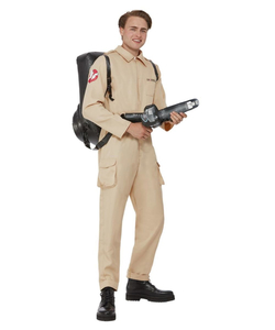 Ghostbuster Men's Costume