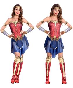 Deluxe DC Wonder Woman Costume