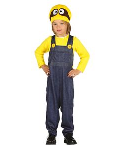Kids Miner Costume