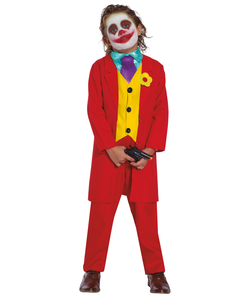 Mr.Smile - Tween Joker Costume