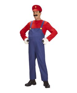 Super Plumber Costume