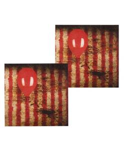 Horror Clown Napkins - 12 Pack
