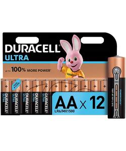 Duracell Ultra 12 x AA Battery