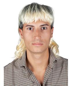 Joe Exotic Mullet - Dirty Blonde
