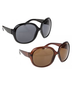 Large Round Ladies Sunglasses
