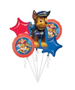 Paw Patrol Foil Balloon Bouquets