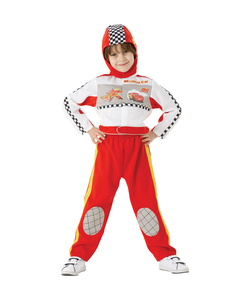 Deluxe Cars Costume - Kids