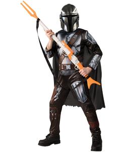 Mandalorian Kids costume