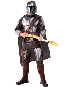 Mandalorian adult costume star wars