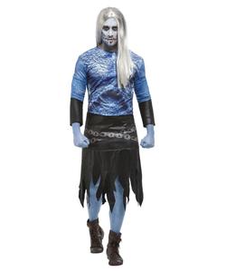 Winter Warrior Zombie