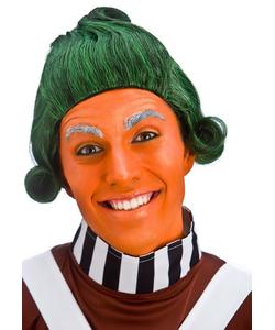 Factor Worker Wig - Green