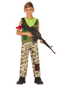 Mercenary Costume