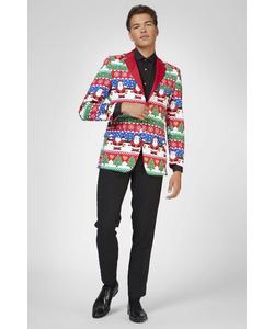Snazzy Santa Oppo Jacket