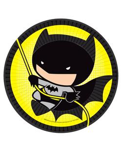 Batman V Joker Paper Plates - 8 Pack