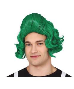 Green Wig - Short Hair