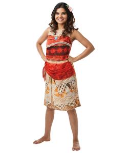 Disney Moana Costume - Ladies