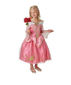 Ball Gown Sleeping Beauty Costume - Kids