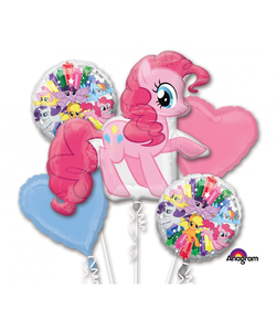 My Little Pony Helium Inflated Balloon Bouquets