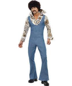 Groovy Disco Dancer Costume