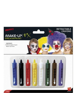 Crayon Make-Up Sticks