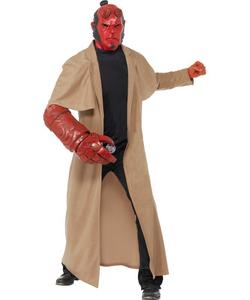The Hellboy Costume