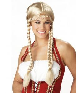 Classic Braids Wig