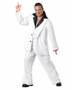 Saturday Night Fever Costume - Plus Size
