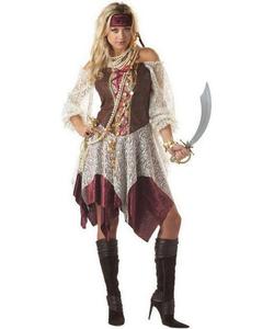 South Sea Siren costume