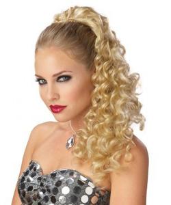 Glamorous Hairpiece - Blonde