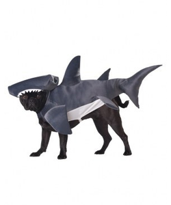 Animal Planet Hammerhead Dog Costume