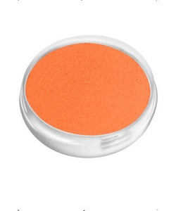 Aqua Based Orange Face Paint - 16ml