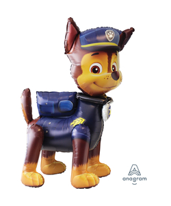 Paw Patrol Chase Air Walkers Foil Balloons